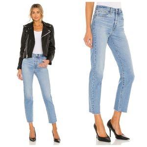 Levi's WEDGIE Premium High Rise  Jeans
